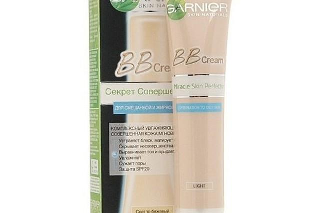 BB Cream Garnier Miracle Skin Perfector Combination til kun  חוות דעת