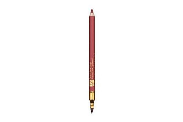 प्रतिरोधी होंठ पेंसिल Estee Lauder डबल पहनते हैं  समीक्षा