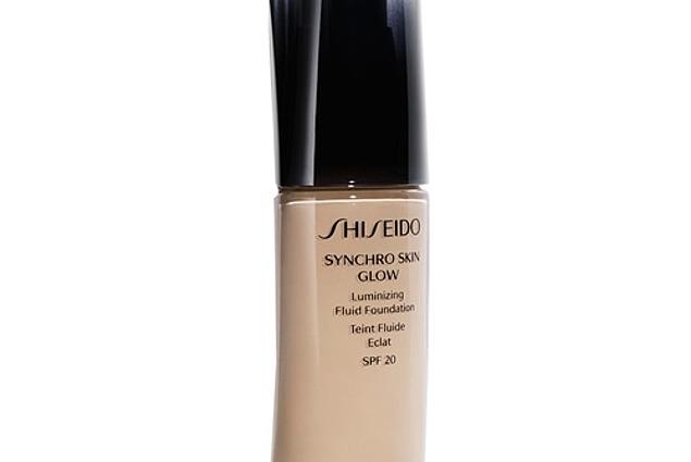 Shiseido Synchro ādas mirdzums Atsauksmes
