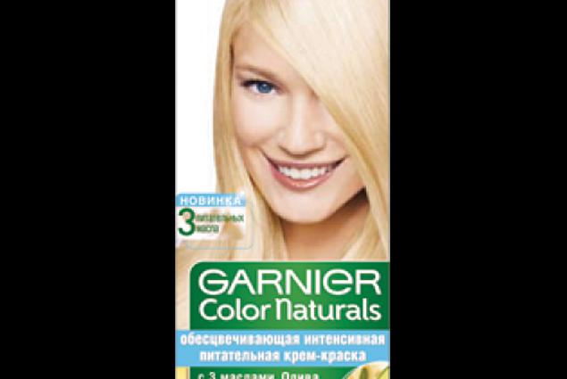 Joico Vero K Akp-së intensive krem ngjyrë e flokëve, Garnier Ngjyra Naturals super bjonde (E0) Komente