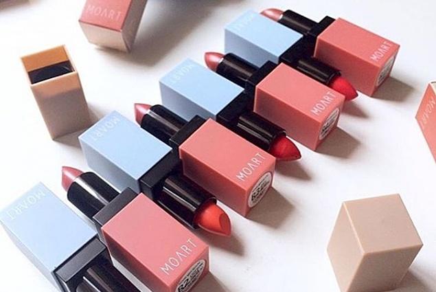 Matte lippenstift Velvet Lipstick MOART Beoordelingen