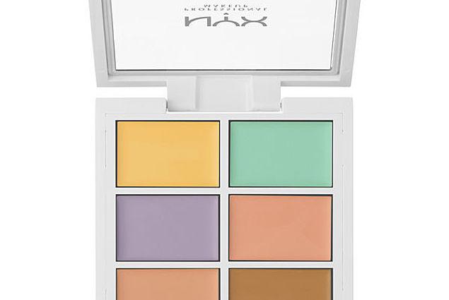 NYX färgkorrigerande concealer Recensioner