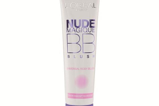 Tvářenka L ' Oreal Nude Magique BB Blush Recenze