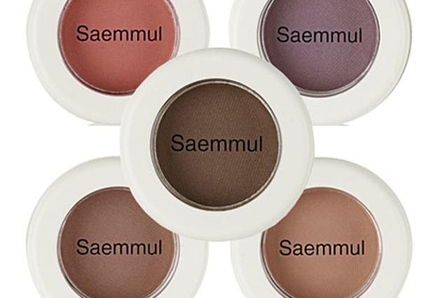 De Saem Saemmul Single Shadow (Matt) oogschaduw Beoordelingen