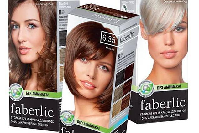 Bojë flokësh Faberlic Krem i përhershëm pa bojë pa amoniak Komente