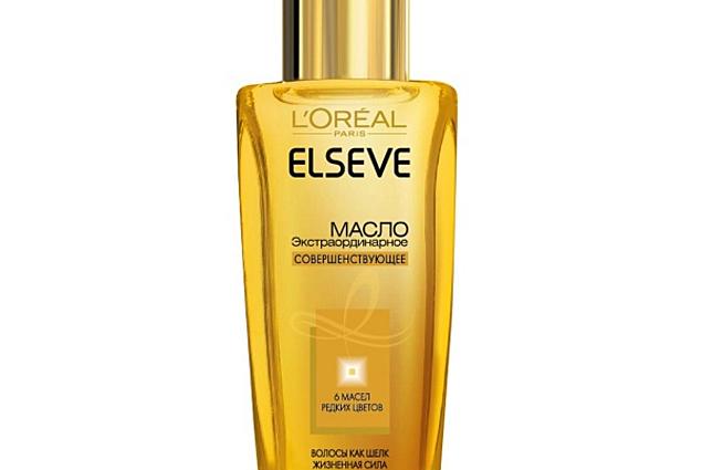 L'huile pour les cheveux L'Oréal Elsève Extraordinaire 6 huiles de fleurs rares Commentaires