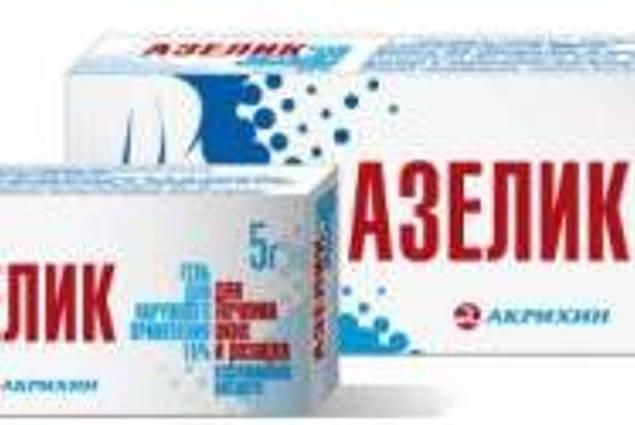 Gel protiv akni Akrikhin Azelik Komentari