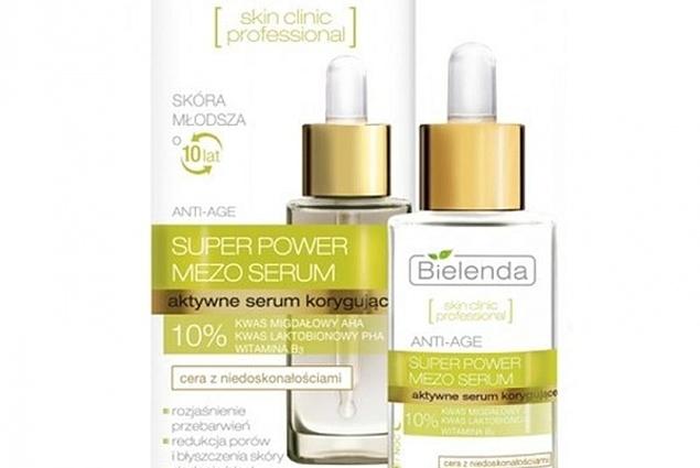 Bielenda Skin Clinic Professional Sérum Visage Mezo Commentaires