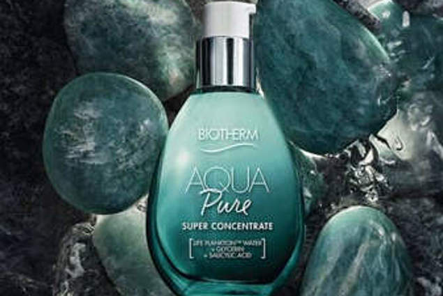 Aqua Pure Facial Biotherm Concentrate Moisturizing & Cleansing Reviews