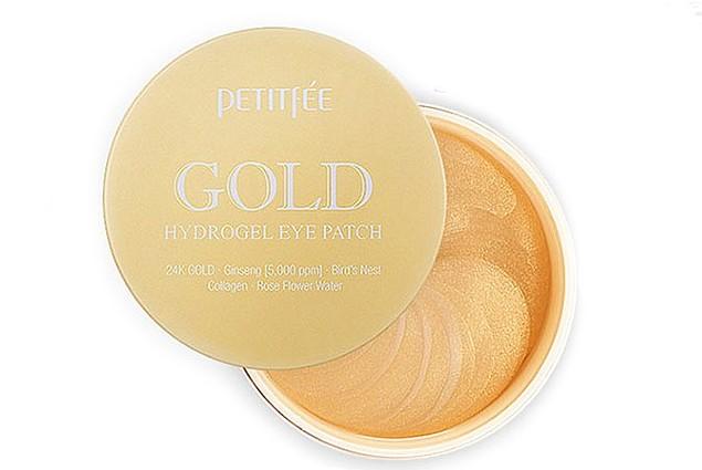 Miếng dán Hydrogel Miếng dán mắt Hydrogel Gold  Đánh giá