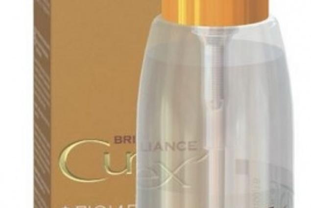 Estel Thermal Shine Fluid do wszystkich rodzajów włosów CUREX Brilliance Komentarze