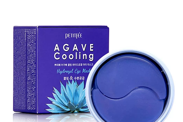 Hydrogel eye patches, Hydrogel Cooling Agave Petitfee Eye Patch with an extract of agave  Reviews