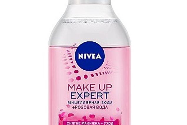Micelarny woda+woda różana NIVEA Make Up Expert Komentarze