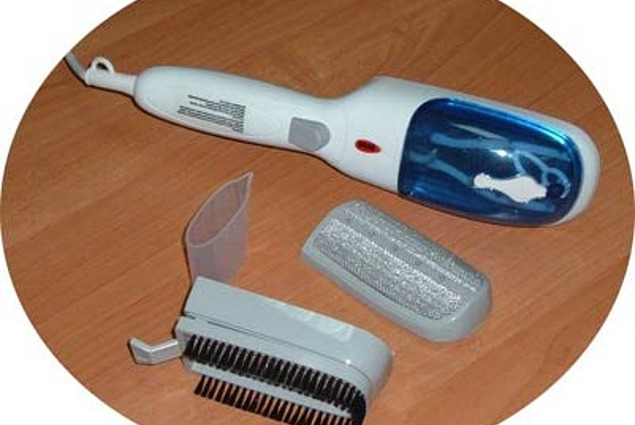 Vaporizzatore per indumenti Steam Brush (Steam Brush)  Recensioni