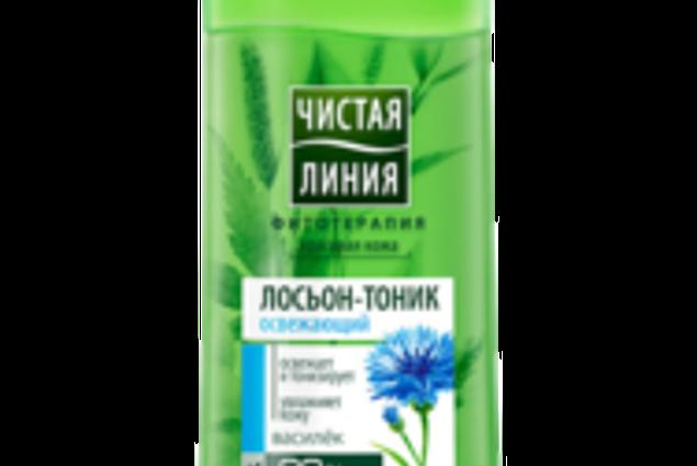 Tonic Lotion Pure Linie für normale bis Mischhaut mit Kornblumenextrakt Bewertungen