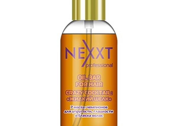 "Nexxt Hair Fluid ""LIQUID SILK"" - 7 CHAMPIONS OILS Reviews"