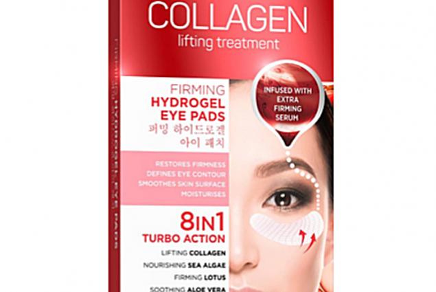 Eveline cerotti per occhi Trattamento lifting al collagene Hydrogel Recensioni