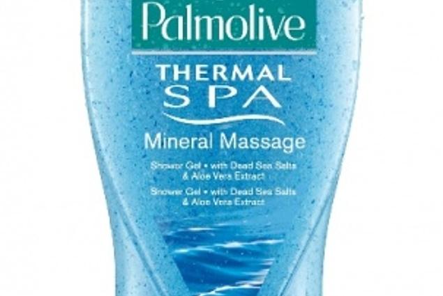 Palmolive Thermal Spa Μασάζ με Αφρόλουτρο Νεκράς Θάλασσας Κριτικές