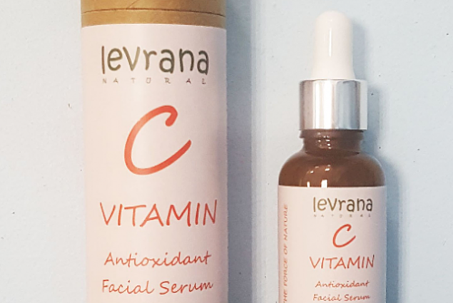 Levrana Vitamin C Face Serum Commentaires