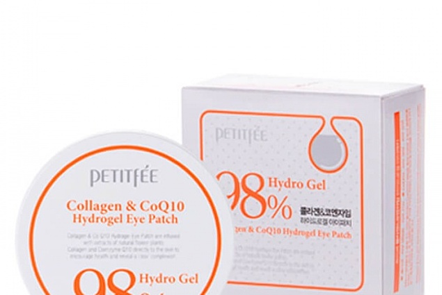 Petitfee Hydrogel Penutup Mata 98% Collagen & CoQ10 Hydro Gel Penutup Mata Ulasan