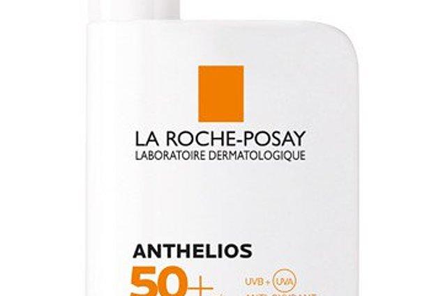 Sonnenöl Mëttel fir d ' Gesicht La Roche Posay Anthelios Shaka Fluide spf 50+ Stëmmen