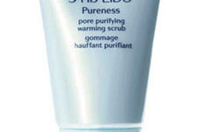 Facial scrub Shiseido Puurheid Poriën te Zuiveren Warming Scrub Beoordelingen
