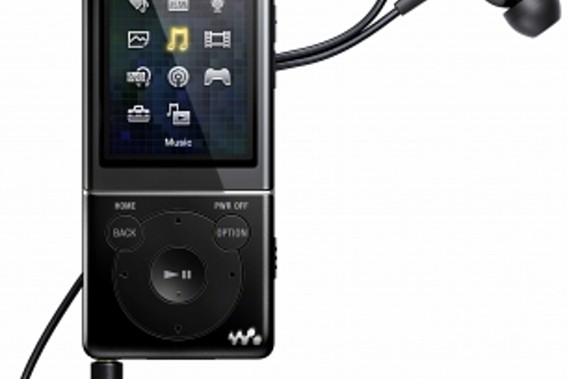 MP3 ფლეიერი Sony NWZ-E574 Walkman® მიმოხილვა