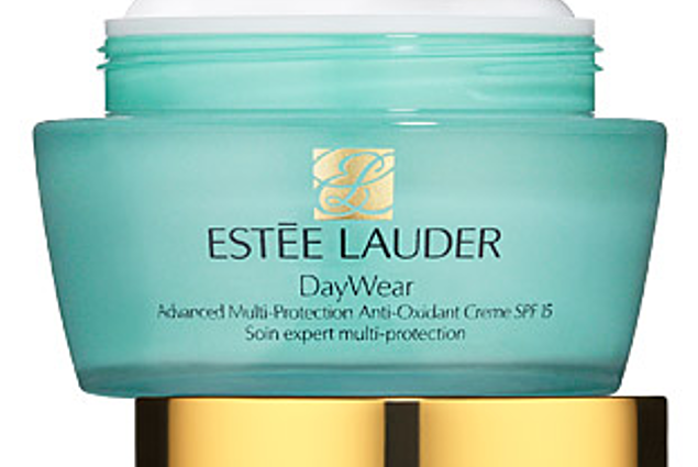 クリームエスティローダー Lauder DayWear先進的なマル保護抗酸化作用Creme SPF15 レビュー