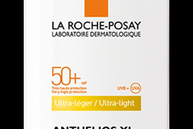 Крем күйген La Roche Posay күнге қарсы ультралегкий сұйықтық Anthelios XL SPF 50+ Comments