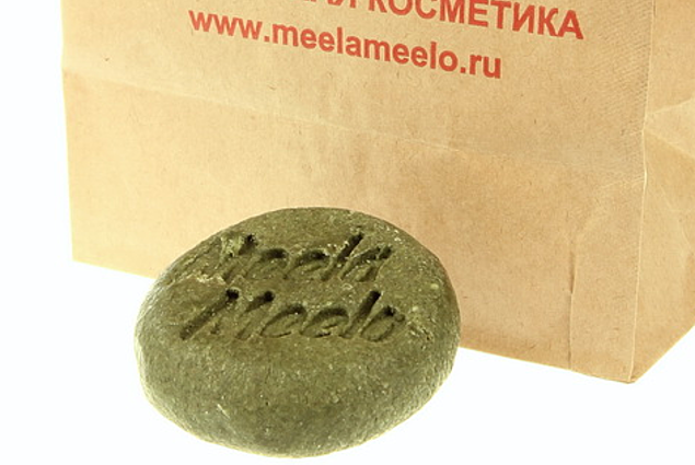 "Shampooing solide Meela Meelo ""Mer Verte"". Bien-être Commentaires"