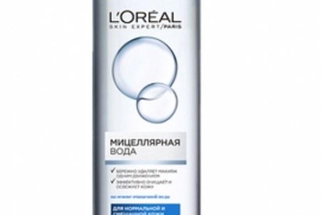 L'Oreal Paris Skin Expert normal ve karma ciltler için misel suyu Yorumları