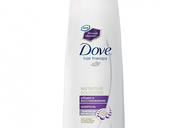 Dove Shampoo Volume and Recovery Komentarze