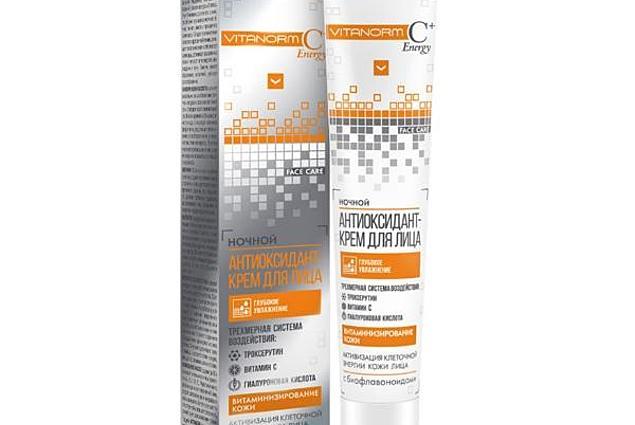 Krema za lice Compliment Noćni Vitanorm C + Energy Komentari
