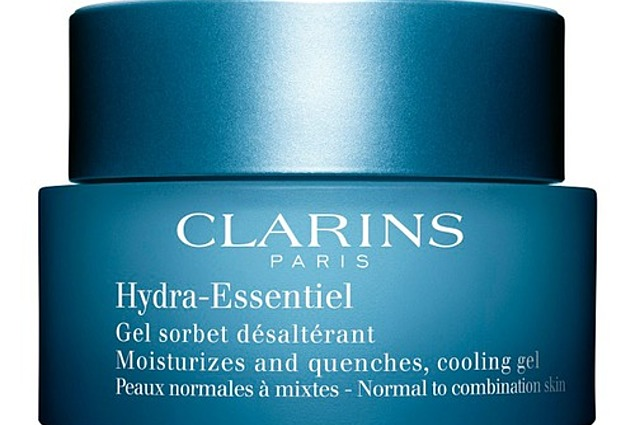 Gel voor het gezicht van Clarins Hydra-Essentiel voor de normale en gemengde huid Beoordelingen