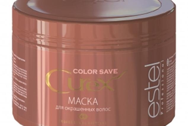 Masque capillaire Estel Curex Color Save 评论