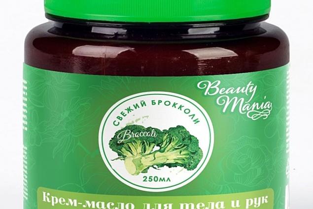 """Crema di olio per corpo e mani Beauty Mania """"Broccoli freschi"""", nutrizione intensa Recensioni"""