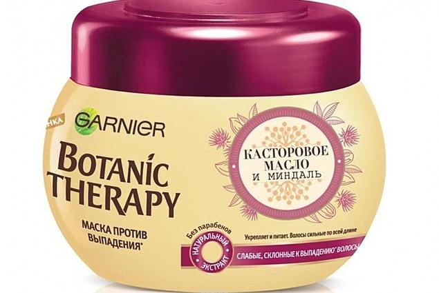 Garnier Botanic Therapy Maska do włosów Olej rycynowy i migdały Komentarze