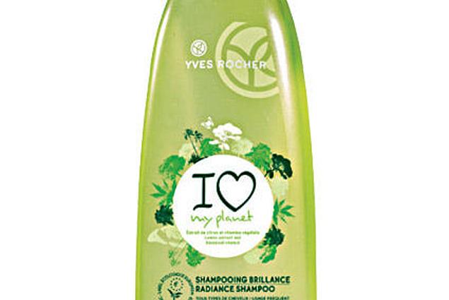 Shampoo Yves Rocher / Yves Rocher Umweltzeichen Eco-Shampoo für glänzendes Haar Bewertungen