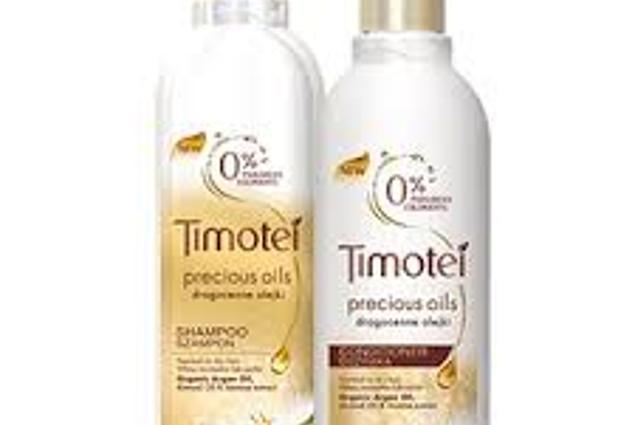 Shampooing Timotei Huiles précieuses Commentaires