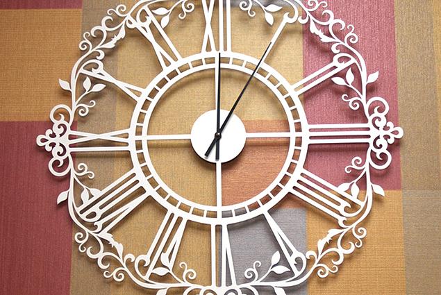 """KODUMAJA კედლის საათი მოდელი """"Aaris"""", საათის მექანიზმის Storz W2100, მუხლი 101584 მიმოხილვა"""