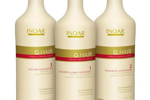 Keratin duỗi thẳng Inoar G-Hair Đánh giá