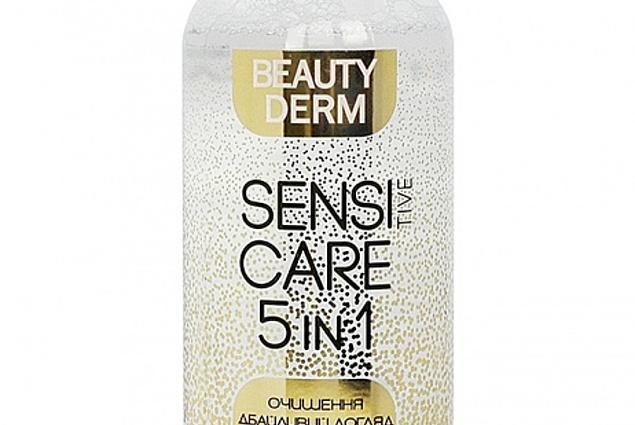 Мицеллярная νερό Beauty Derm Sensi Care 5 in 1 Κριτικές