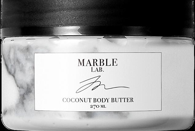 Smotana, maslo, kokosový, Mramor Lab Recenzie