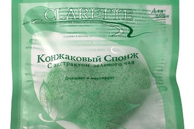 ใบหน้าศ Clarette Kondakovia กับชาเขียวนีออกมา การตรวจทาน