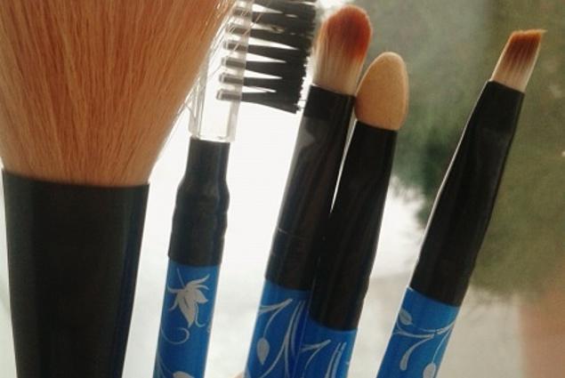 Ebay Makeup-børster Budgetbørster  חוות דעת