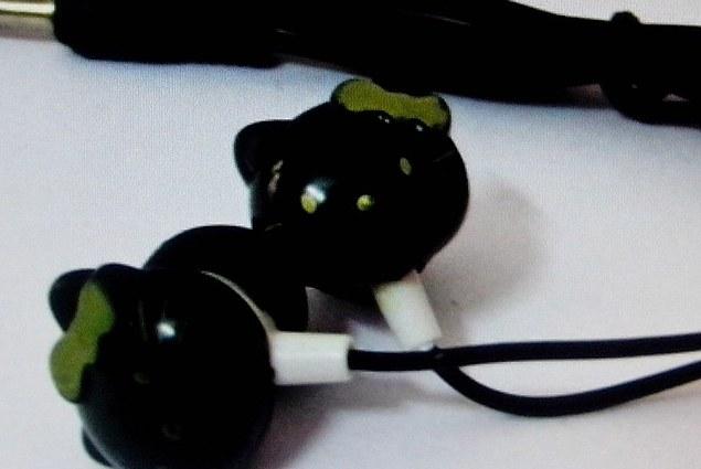 Headphones Aliexpress Free Shipping fashion Hello gamay nga iring Earphone 3.5 mm diha-igdulungog Earbuds Headset alang sa mobile phone mp3 mp4 Player Reviews