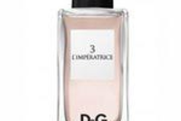 Dolce & Gabbana 3 L'Imperatrice Commentaires