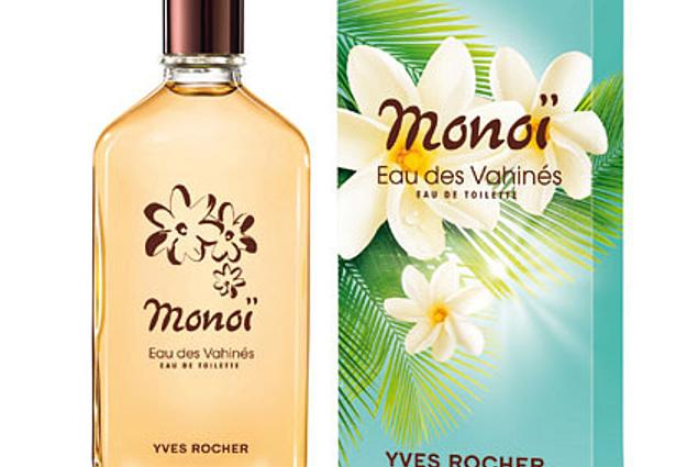 """Yves Rocher / Yves Rocher eau de Toilette """"au Paradis des vacances"""" Commentaires"""