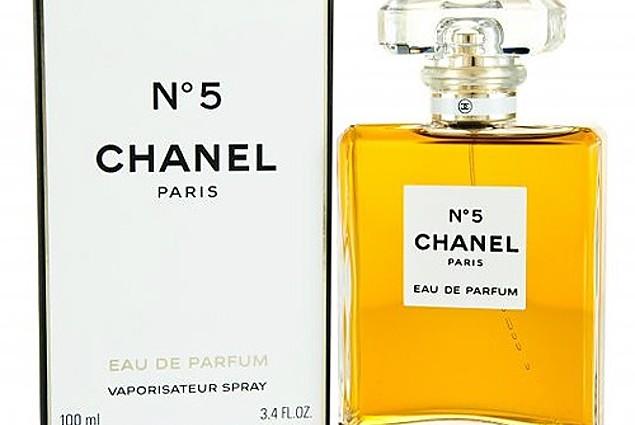 Chanel n º 5 Comentários