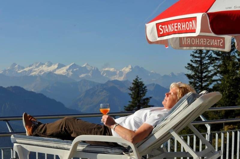 Stanserhorn, la montagna pigra
